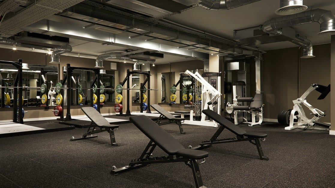 Common Purpose - The Gym Area 3