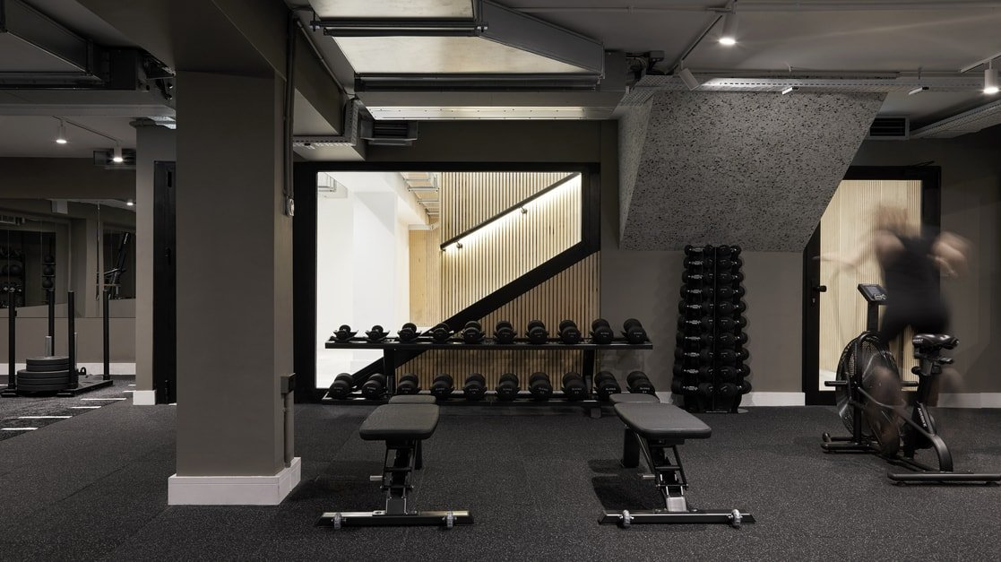 Common Purpose - the Gym Area 2