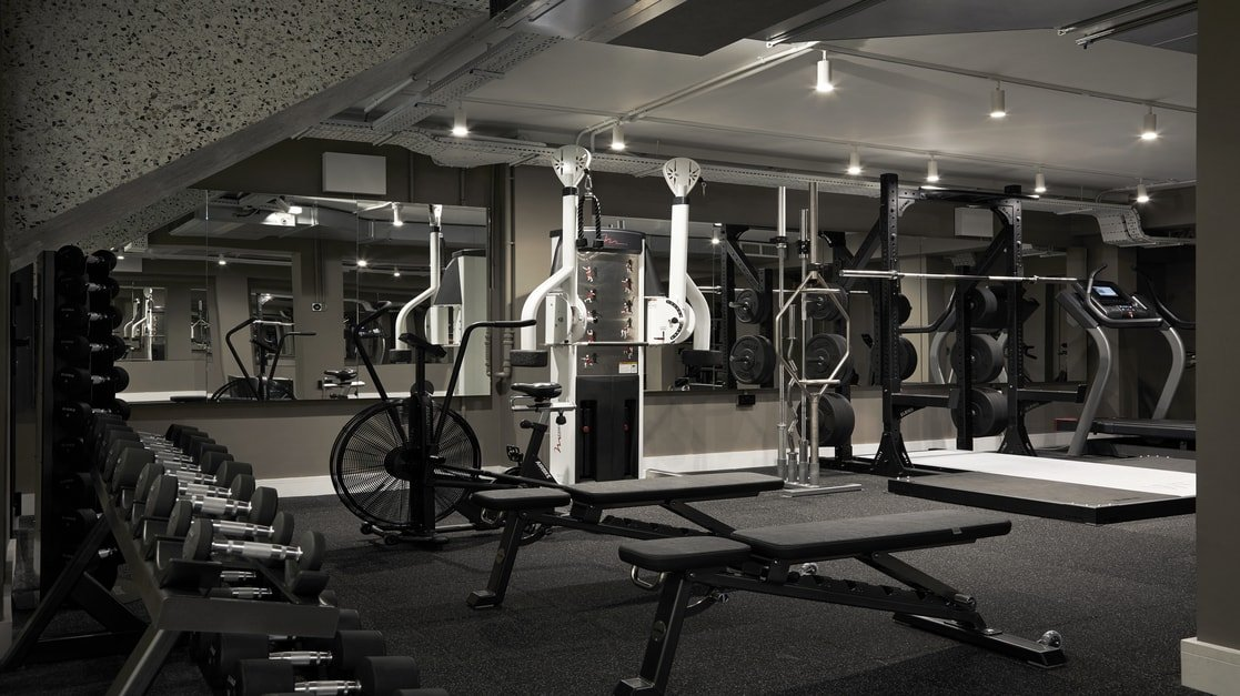 Common Purpose - The Gym Area