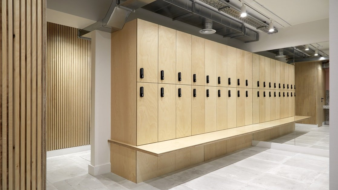 Common Purpose - Ladies Lockers