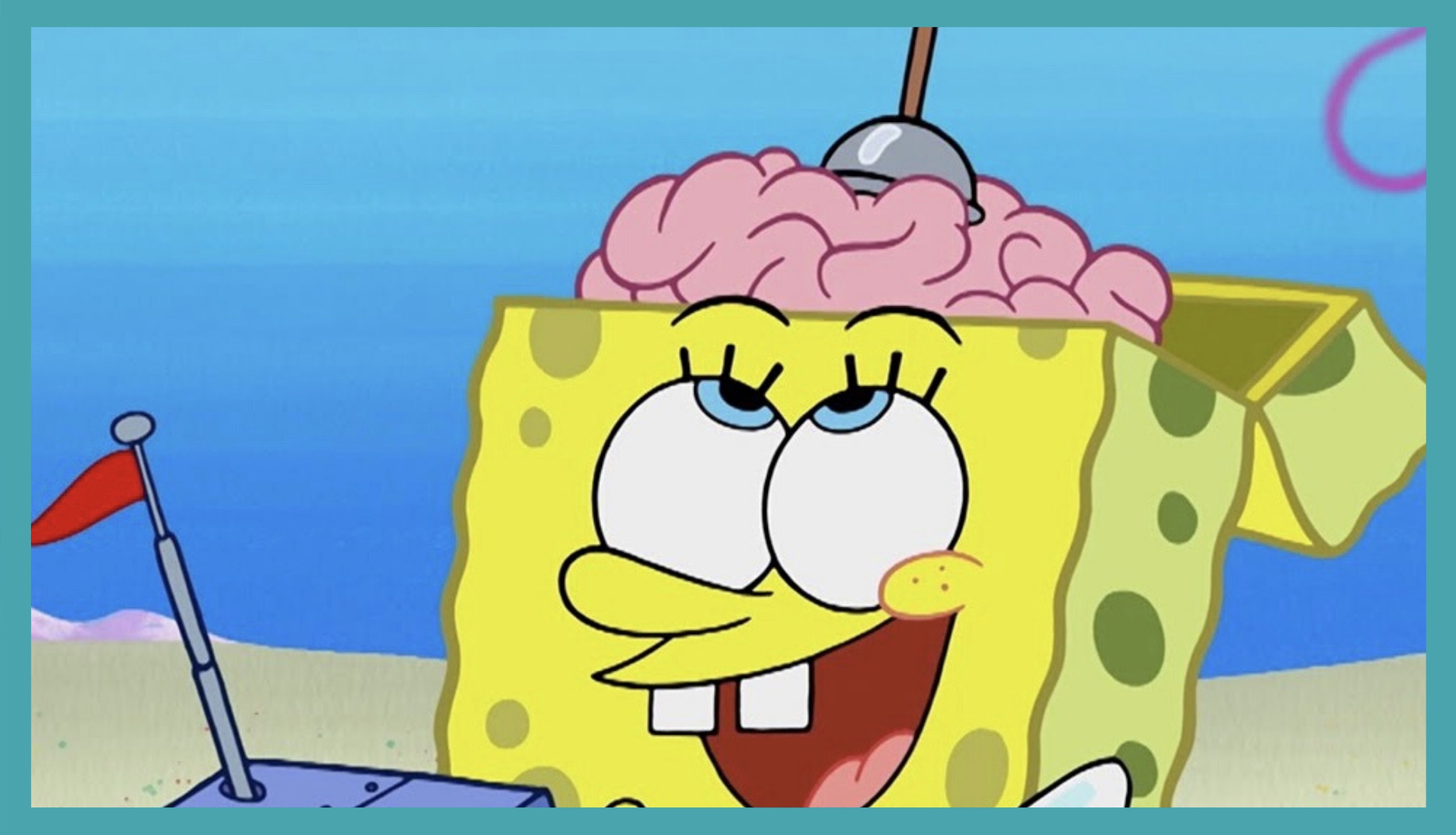 Spongebob Brain