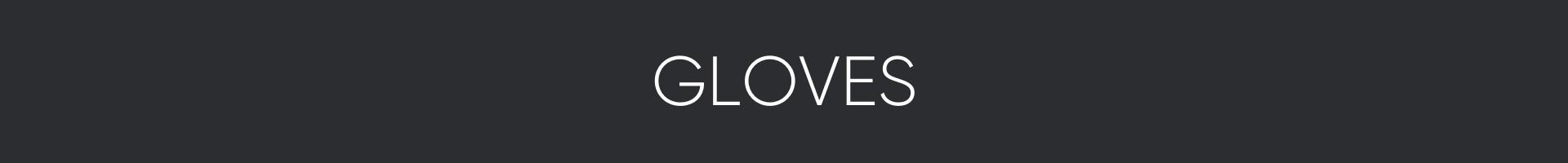 Gloves Banner