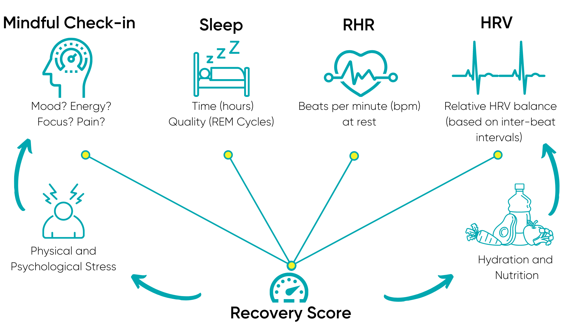 Multi-trait Multi-method Approach to Recovery