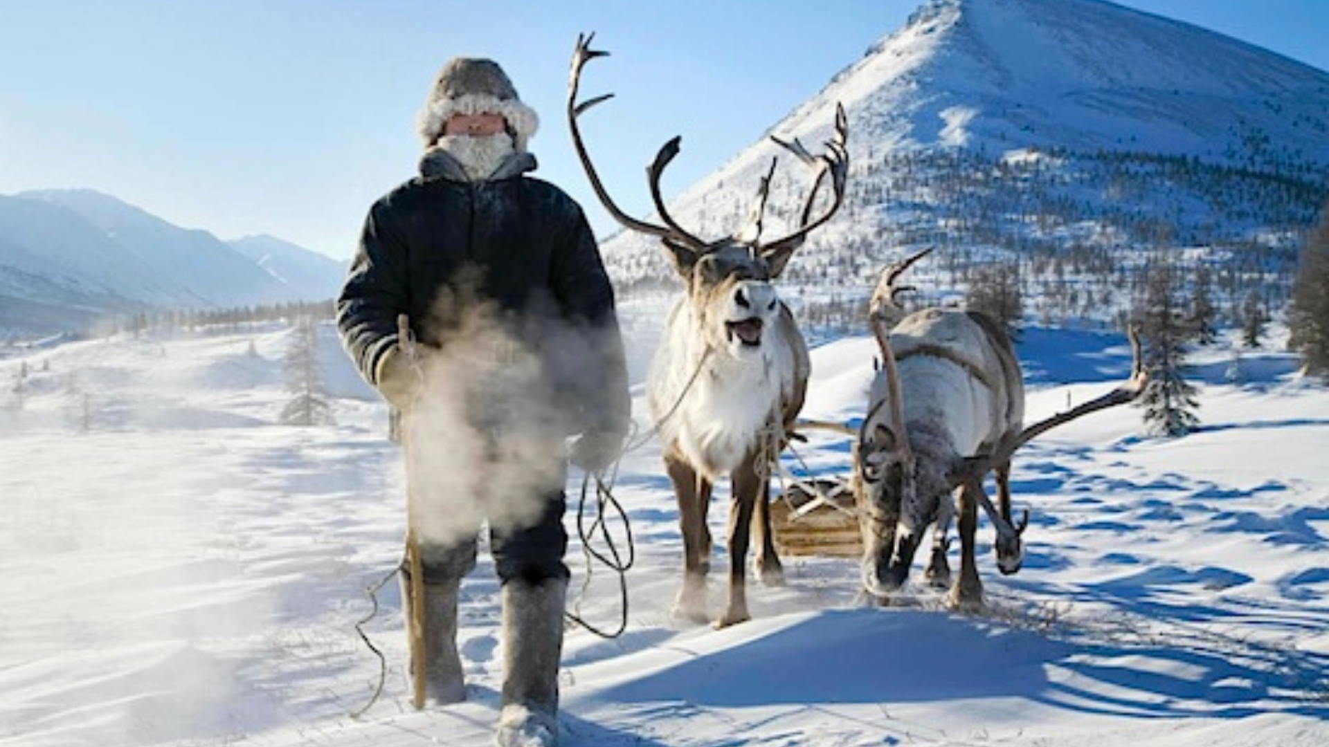 Sakha People of the Yakut Tribe, Siberia